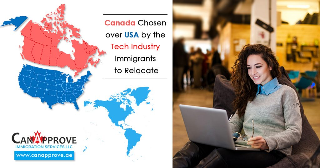 Tech Industry Immigrants