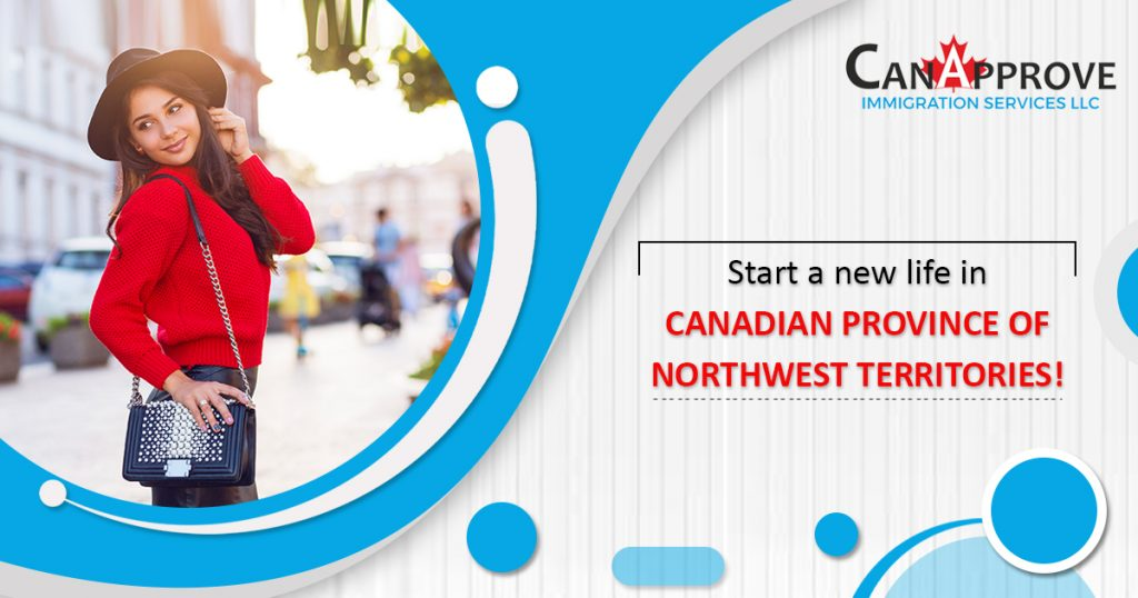 Start a new life in Canadian province of Northwest Territories