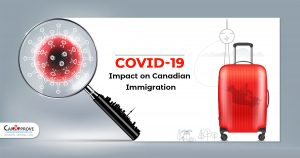 COVID-19 impact on Canadian Immigration