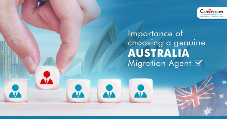 Choose Your Australia Migration Agent Wisely