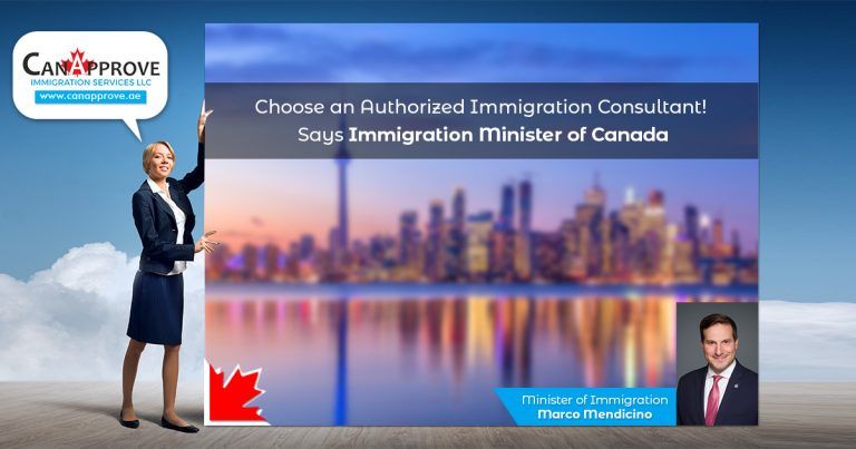 immigration minister of Canada ae
