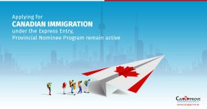 Applying for Canadian Immigration