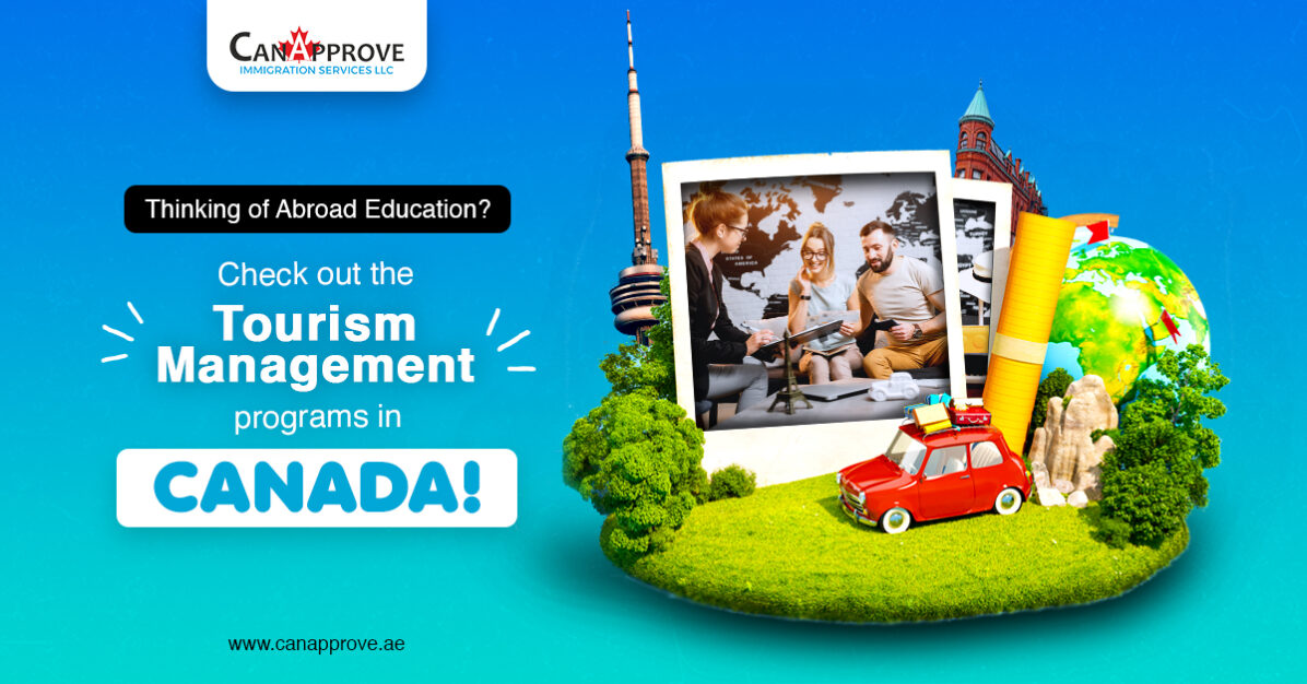 Tourism Management Programs in Canada