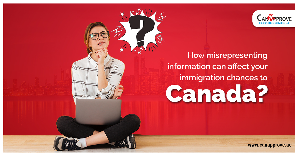 How misrepresenting information can affect your immigration chances to