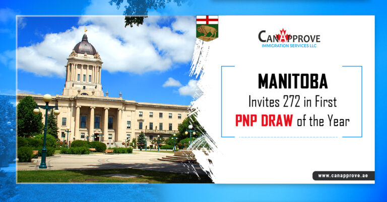 Manitoba first PNP draw