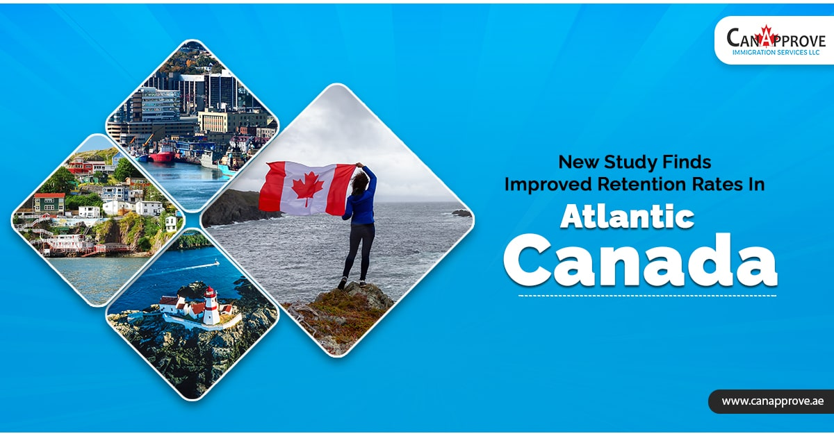 New Study Finds Improved Retention Rates In Atlantic Canada-min