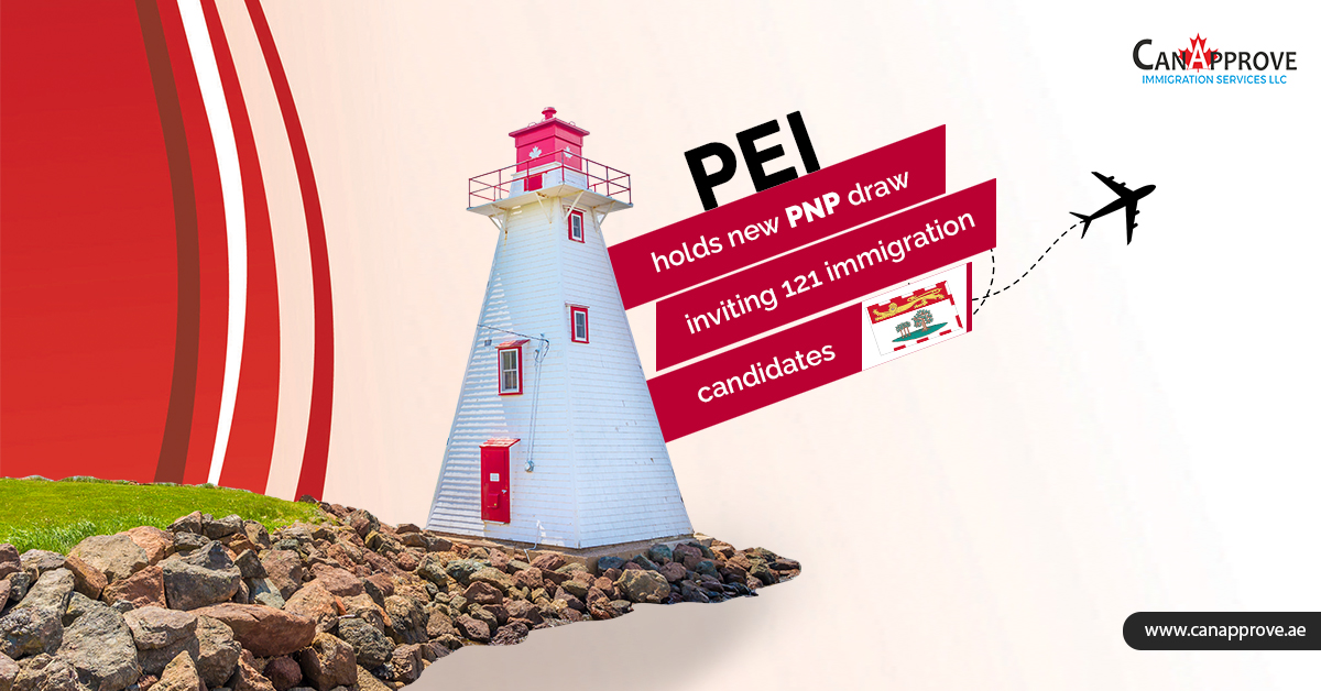 PEI holds new PNP draw inviting 121 immigration candidates