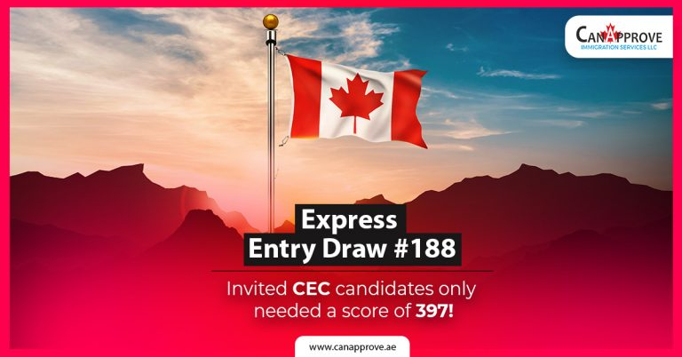 express entry draw 188