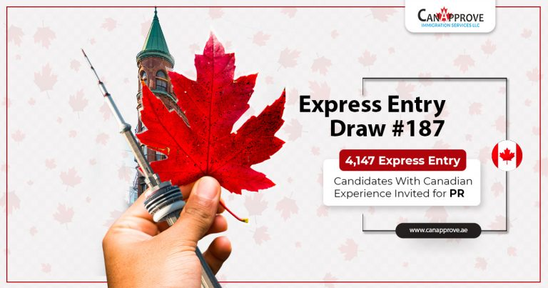 New Express Entry Draws Extend PR Invites To CEC Candidates With CRS 401