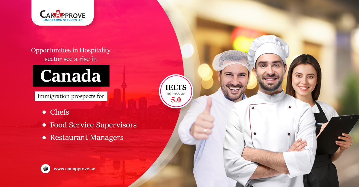 Opportunities in Hospitality sector see a rise in Canada