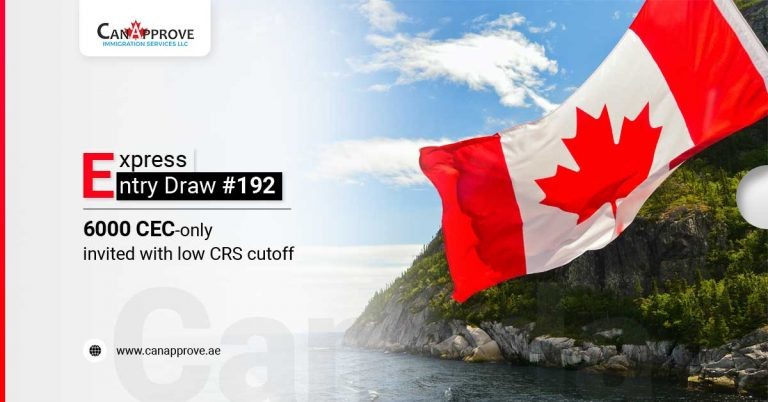 Minimum CRS Drops To 368 in the Latest CEC-only Express Entry Draw for Canada PR