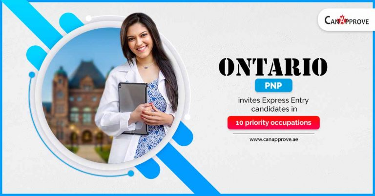 Ontario PNP invites Express Entry candidates in 10 priority occupations