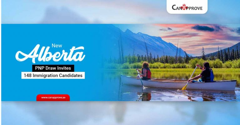 148 Express Entry candidates invited in Alberta PNP draw