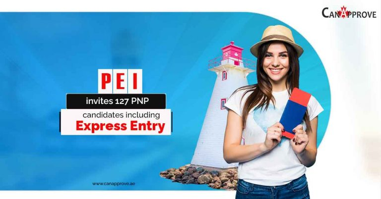 PEI invites 127 PNP candidates including Express Entry