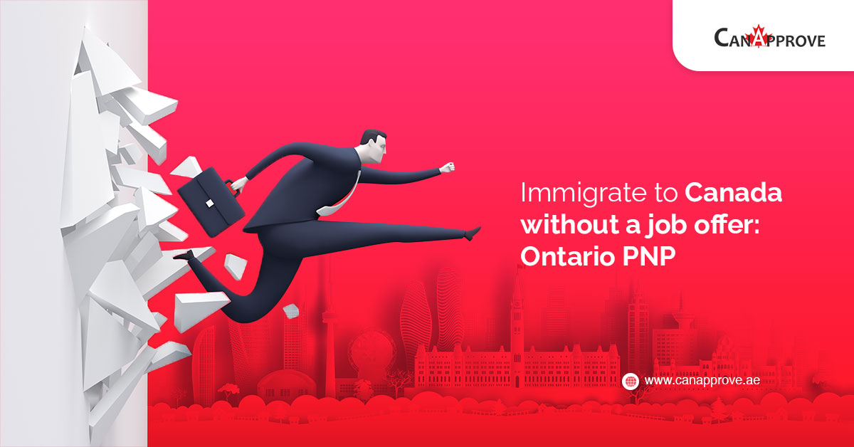 Immigrate to Canada without a job offer