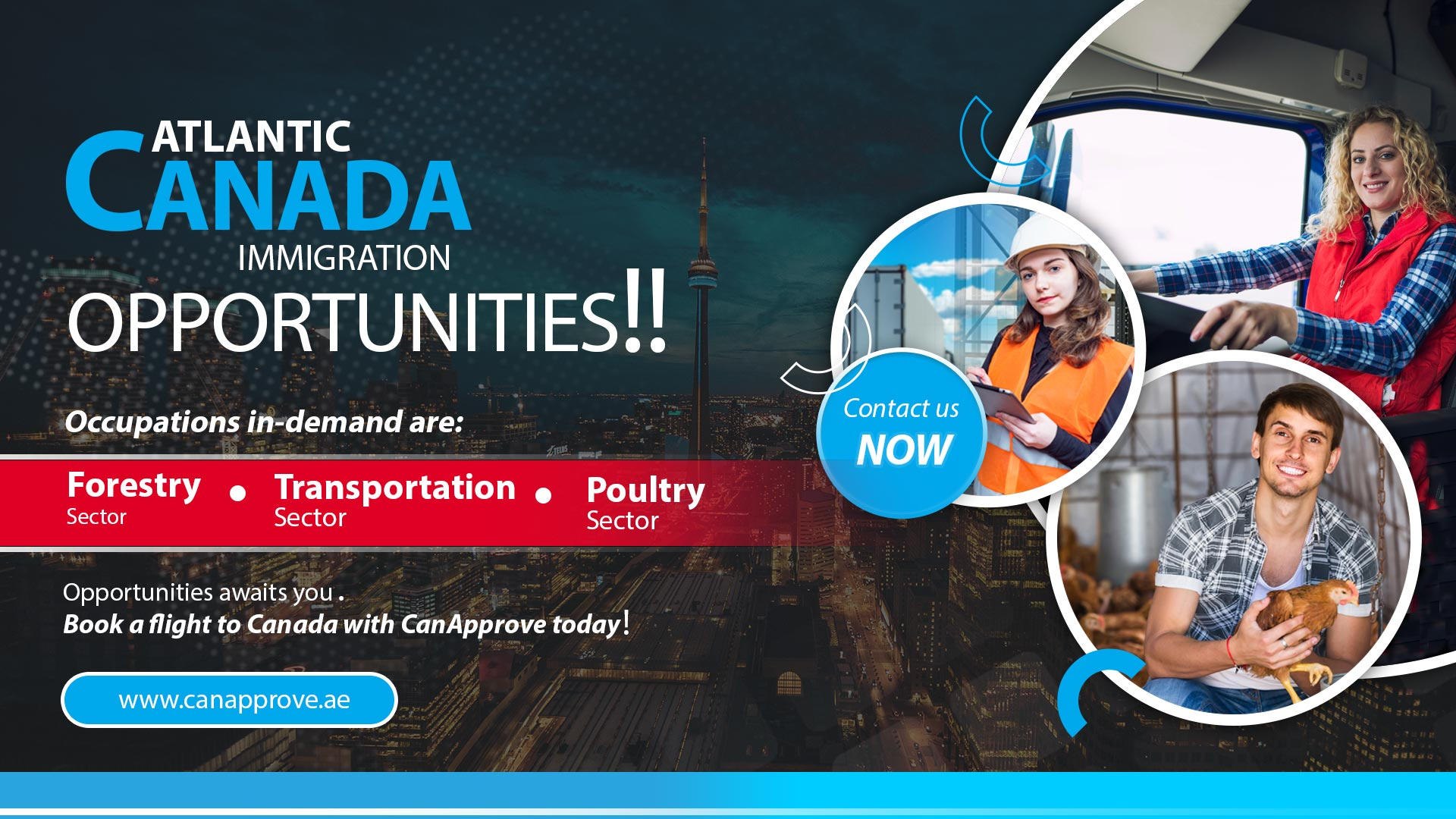 Atlantic Canada is filled with new opportunities