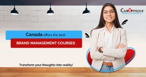 Brand Management Programs in Canada!