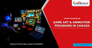 Game Designing programs available in Canada!
