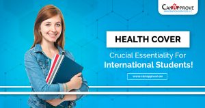Health Cover – Crucial essentiality for international students!