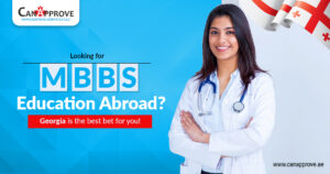 Looking for MBBS education abroad? Georgia is the best bet for you!
