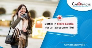 Settle in Nova Scotia for an awesome life!