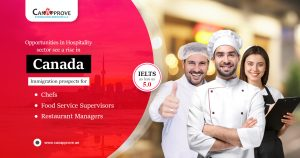 CANADA PR: Chef, Food Supervisor, Restaurant Manager